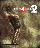 Left 4 Dead 2 -Spitter by juhoham