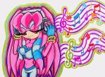 Music Is My Passion by Sky-The-Echidna