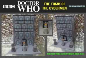 Doctor Who - The Tomb of the Cybermen 2 by mikedaws