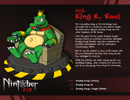 Nintober 002. King K. Rool by fryguy64