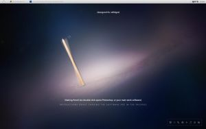 Shaking Pencil WIDGET opens your Work software! by luccaspaivasilva