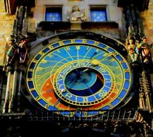 The Astronomical Clock HDR03 by abelamario
