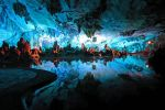 The Reed-flute Cave, Guilin by Jadeblade