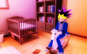 MMD - Yu-Gi-Oh - Childhood memories...1 by InvaderBlitzwing