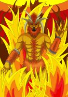 Ifrit by zerosix