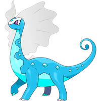Aurorus (Shiny Theory) by HGSS94