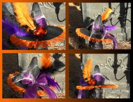 Halloween Witch's Hat by Breaking-Dawn998