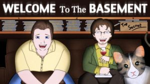 Welcome to the Basement Fanart by Mckodem