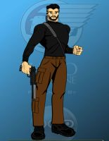 Sam Fisher by ninninja24