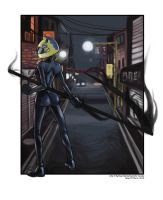 Durarara -- Black Rider by The-Z
