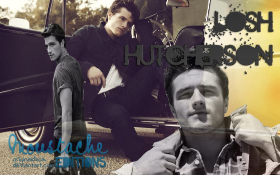 Josh Hutcherson Blend by originaldixia
