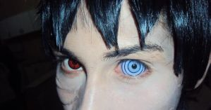 Uchiha Obito - cosplay test II by ivachuk