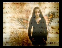 SWEET BUTERFLY by mar-ius