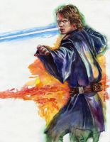Anakin Skywalker by DavidRabbitte