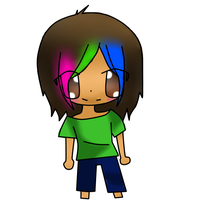 .::Lyzial::. Requested chibi me by PrincetonsMonster
