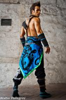 Survivor - Jann Lee Cosplay by Leon Chiro by LeonChiroCosplayArt
