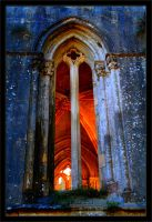 Gothic Window by FilipaGrilo
