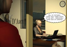 Penelope - Working Late 20 by Torqual3D