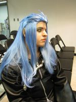 Saix stare by AfterlifeUSEC