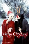 Merry Christmas! Voldemort and Snape by Dijjou