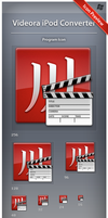 Icon Videora iPod Converter by ncrow