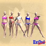 Body Morphs for Genesis 2 Female by Lord-Crios