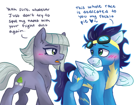 My Rockie Pie by DreamscapeValley