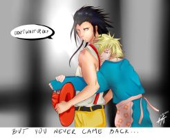 .: Zack and Cloud Comm for Luci:. by chinensisXIII