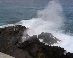 Blowhole by nyxgoldstone
