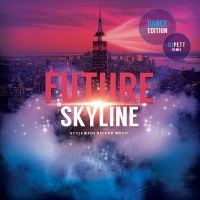Future Skyline CD Cover Artwork by styleWish