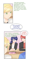 If Adrien finds out first... (part 2) by MiyuGaze