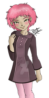 Season 4 Aelita: Earth by BelievingIsSeeing