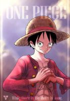 Luffy by ZhangDing