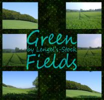 Green Fields Pack by Lengels-Stock