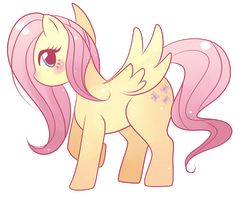 Fluttershy by SeviYummy