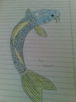 koi fish 2 by orcalover165