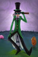 Lorax - How bad can I possibly be? by Kumagorochan