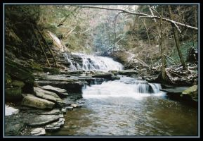 First Waterfall 2 by Donohue
