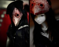 new doll by cottongrey