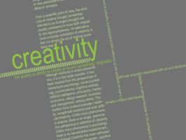 . creativity . by intoXxXinfinity