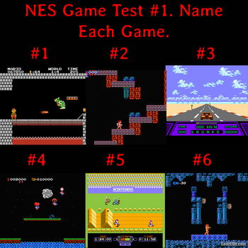 NES Test #1 by elvenbladerogue