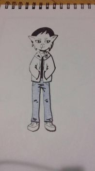 Casual Furry by Emilectro