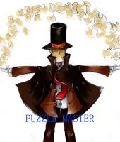 Puzzle master by HERthatDRAWS