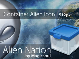Alien Nation Icon by MagicSoul