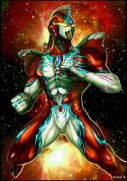 Ultraman Zio by ChuckWalton