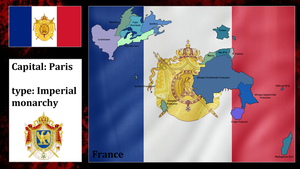 French empire endure (mapping) by DimLordofFox
