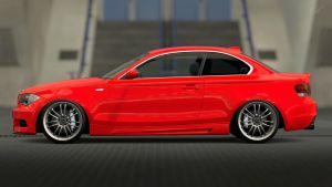 BMW 135i Coupe (Gran Turismo 6) by Vertualissimo