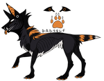 Canine adopt - OTA [open] by Escaboo
