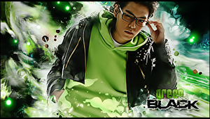 Green and Black by Inudesign-GFX