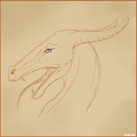 Dragon by Malexbus